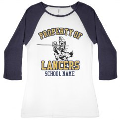 Property of Lancer Sports