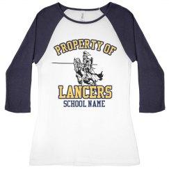 Property of Lancer Sports