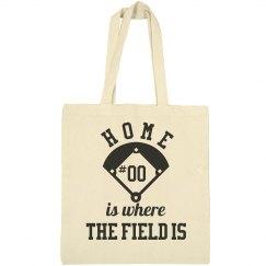 Home Field Softball Mom