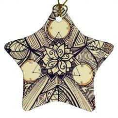 Artist Signature Ornament