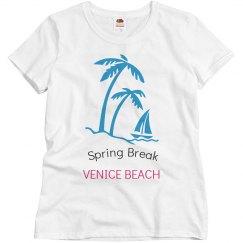 spring break venice beach