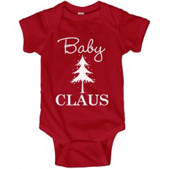 Baby Claus Matching Xmas Family