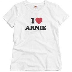 I Heart Arnie