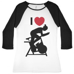 I love Spinning Class
