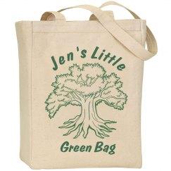 Earth Day Green Bag