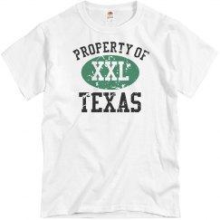 Property of XXL Texas