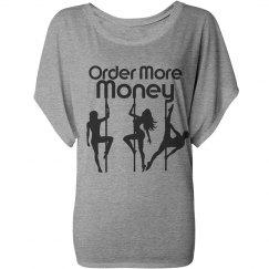 Order More Money (Grey)