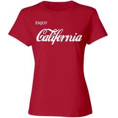 Enjoy California Cola