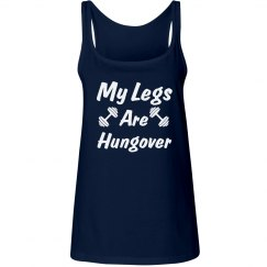 My Legs are Hungover