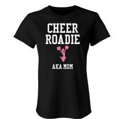 Cheer Roadie AKA Mom