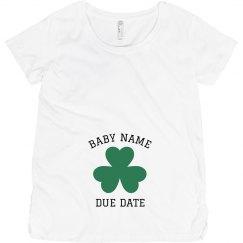 Baby Irish Heart Gloves