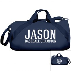 Jason, Baseball Champ