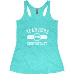 Running Team Custom Shirts