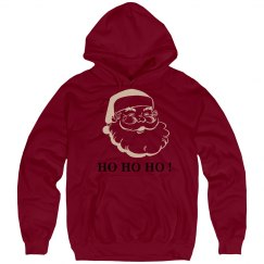 Christmas Hoodies Santa