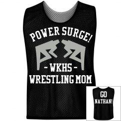 Power Surge Wrestling Mom