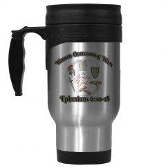 W.O.W Stainless Steel Mug