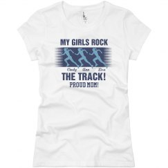 Girls Rock The Track