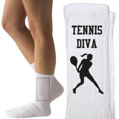 Tennis diva