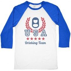 USA July 4th Drinking Team