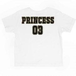PRINCESS 03 MATCHING ROYAL FAMILY SET 4/4