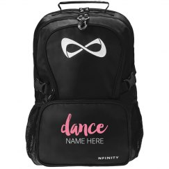 Custom Dance Backpack