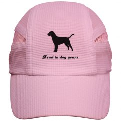 """""""Dead in dog years"""" Hat"""