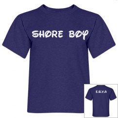 Shore Boy Todder Tees