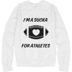 Athletes Sweater