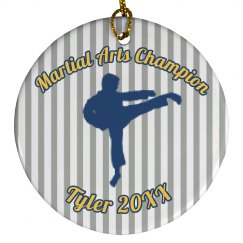 Martial Arts Ornaments