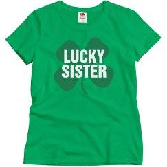 Lucky sister