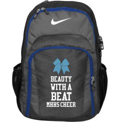 Cheer Beauty With a Beat