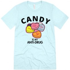 Candy is my Anti-Drug