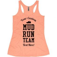 Custom Mud Run Team Tanks