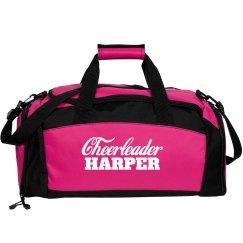 Harper. Cheerleader