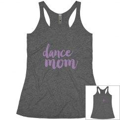 Dancer's Edge Dance Mom Tank