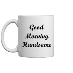 Gm handsome mug