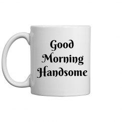 Gm handsome mug