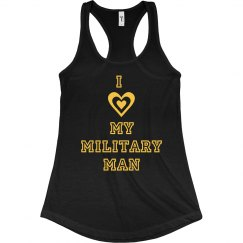 I Heart My Military Man