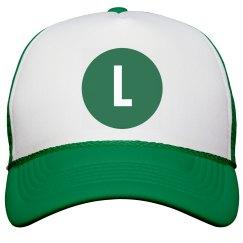 Green L Costume Accessory