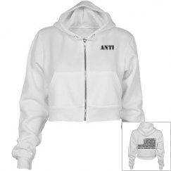 ANTI crop top sweater