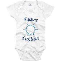 Future Captain - Infant Onesie