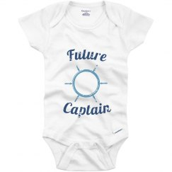 Future Captain - Infant Onesie