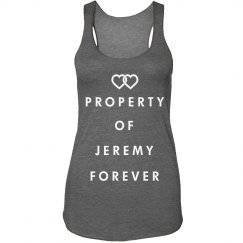 Property of Jeremy's Love