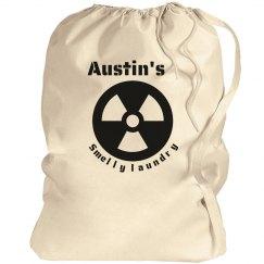 Austin's smelly laundry