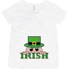 Irish Maternity shirt