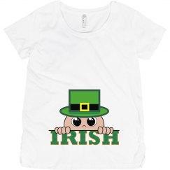 Irish Maternity shirt