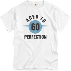 60 aged to perfection