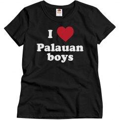 I love Palauan boys!