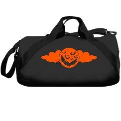 Halloween Bat Duffel Bag