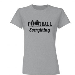 Football OVER Everything